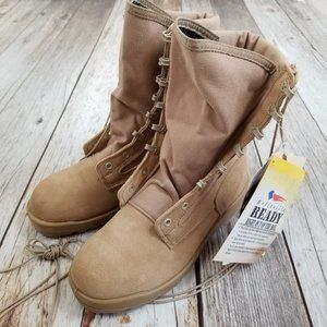 Belleville Hot Weather Army Combat Boot New 340A